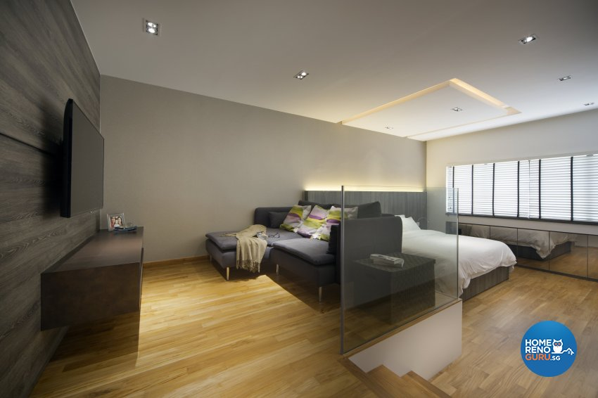 Contemporary, Eclectic, Modern Design - Bedroom - Condominium - Design by Neu Konceptz Pte Ltd