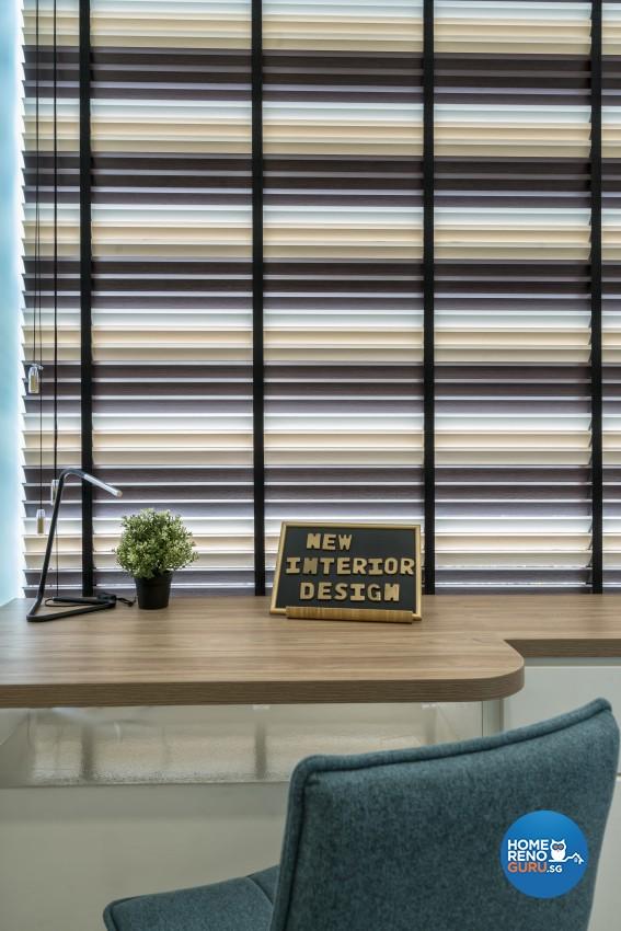 Modern, Scandinavian Design - Bedroom - Condominium - Design by New Interior Design