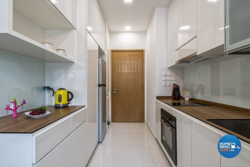Modern, Scandinavian Design - Kitchen - Condominium - Design by New Interior Design