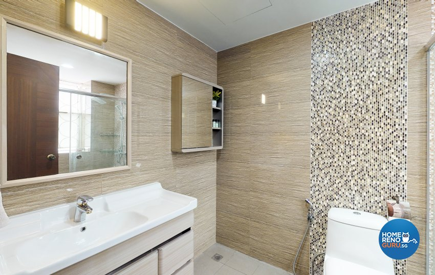 Classical, Modern Design - Bathroom - Condominium - Design by New Interior Design
