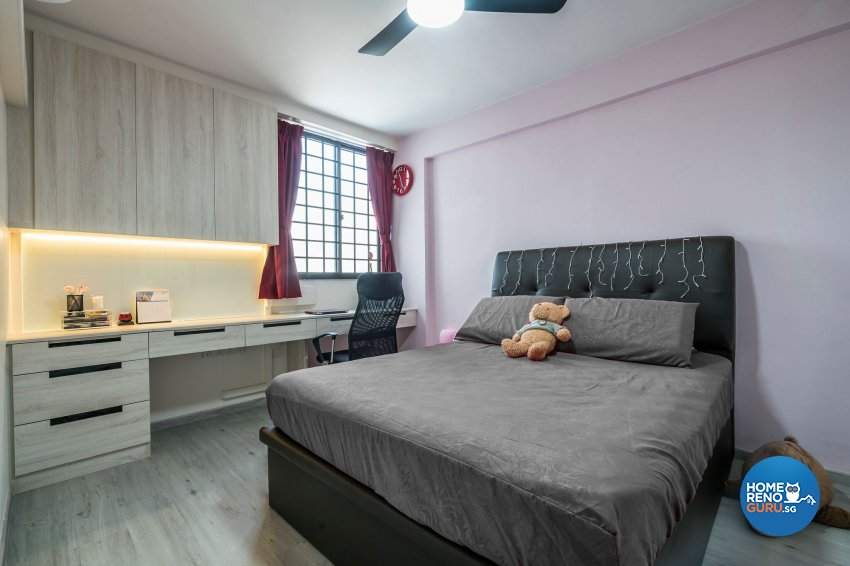 New Interior Design -HDB 3-Room package