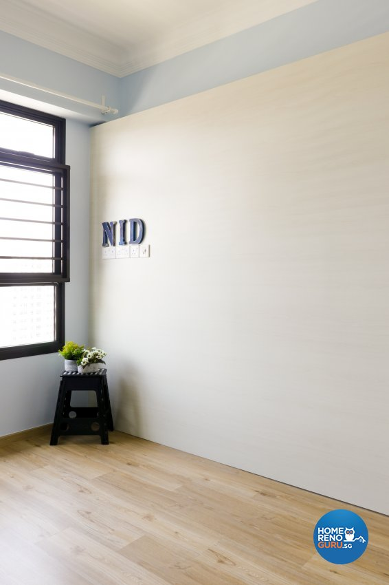 Contemporary, Modern Design - Living Room - HDB Studio Apartment - Design by New Interior Design