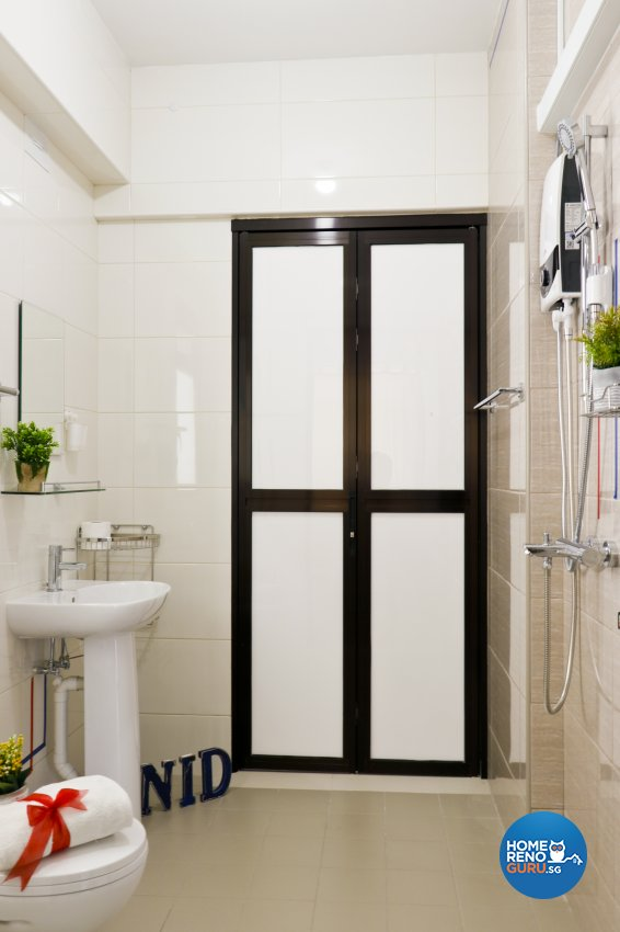 Contemporary, Modern Design - Bathroom - HDB Studio Apartment - Design by New Interior Design