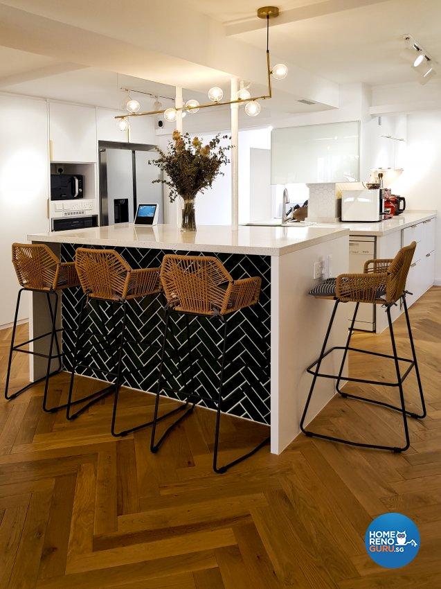 Minimalist, Scandinavian Design - Dining Room - HDB 5 Room - Design by New Interior Design