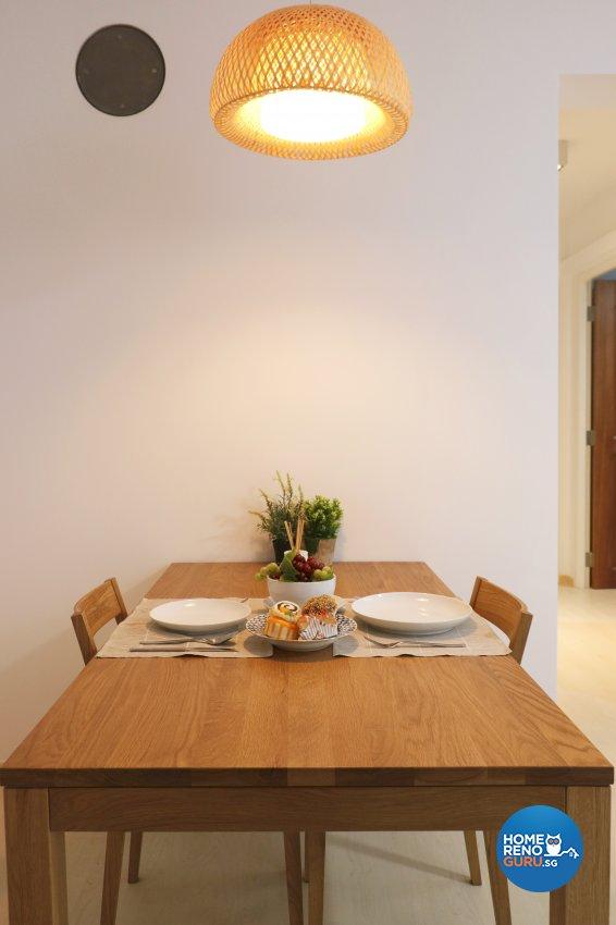 Modern Design - Dining Room - HDB 3 Room - Design by New Interior Design