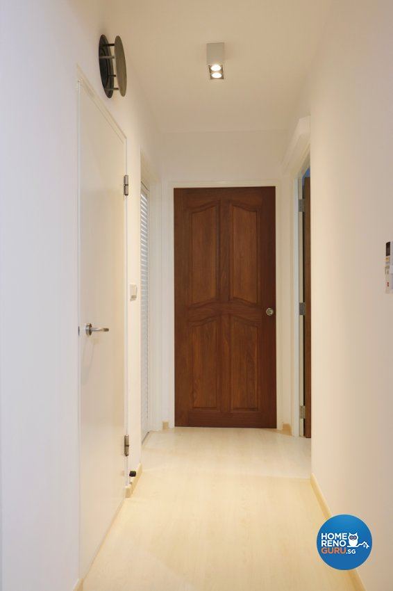 Modern Design - Entertainment Room - HDB 3 Room - Design by New Interior Design