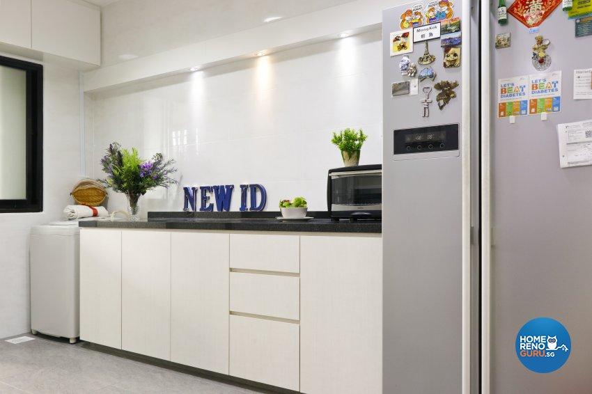 Modern Design - Kitchen - HDB 5 Room - Design by New Interior Design