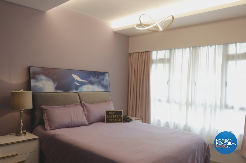 Modern Design - Bedroom - HDB 5 Room - Design by New Interior Design