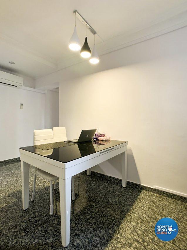 Minimalist Design - Dining Room - HDB 4 Room - Design by New Interior Design