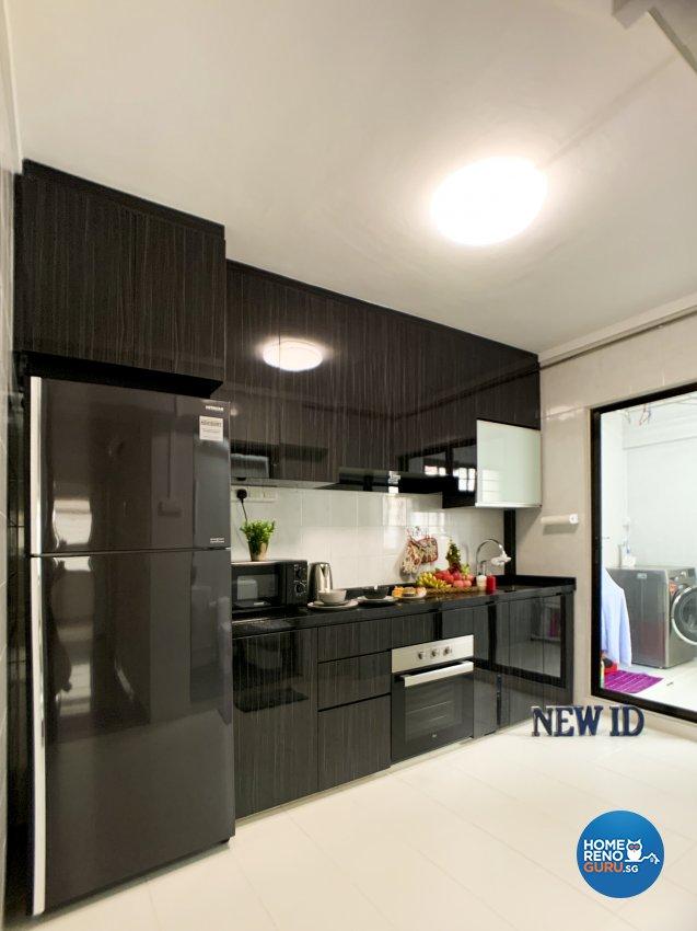 Minimalist Design - Kitchen - HDB 4 Room - Design by New Interior Design