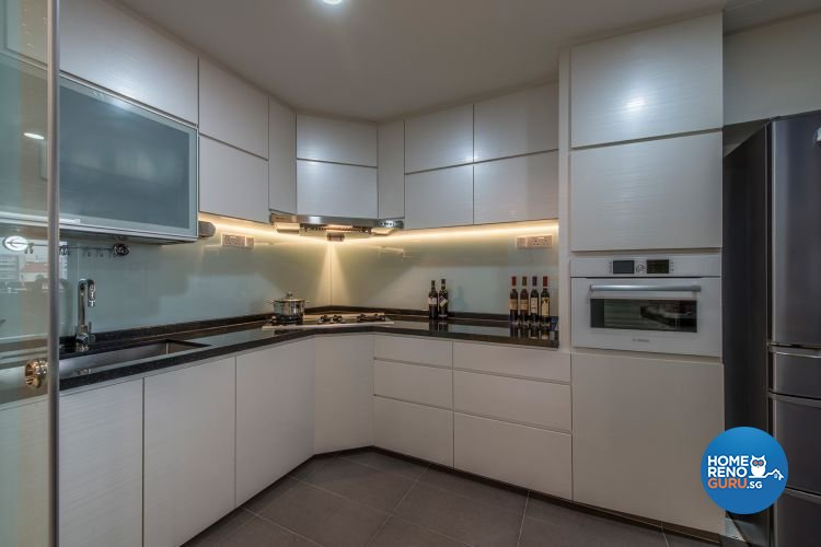 Contemporary, Modern Design - Kitchen - Condominium - Design by New Interior Design