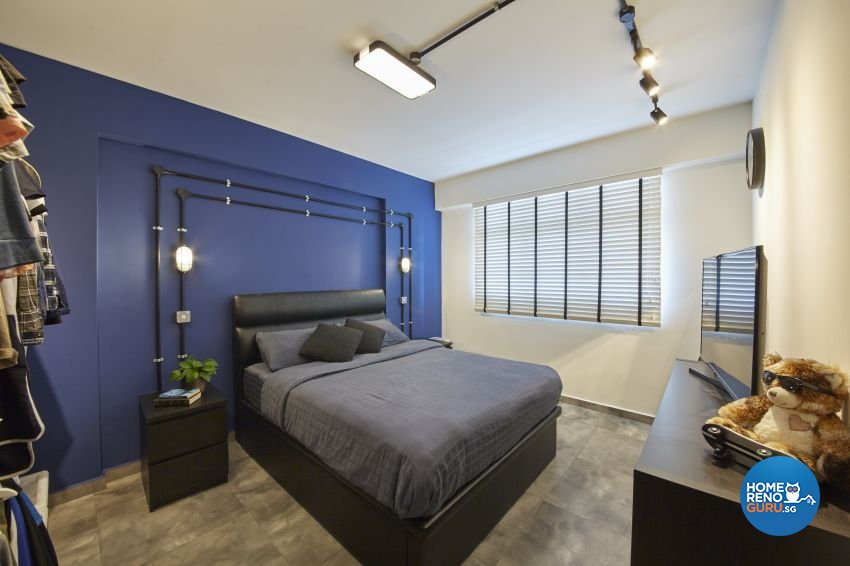New Interior Design -HDB 4-Room package