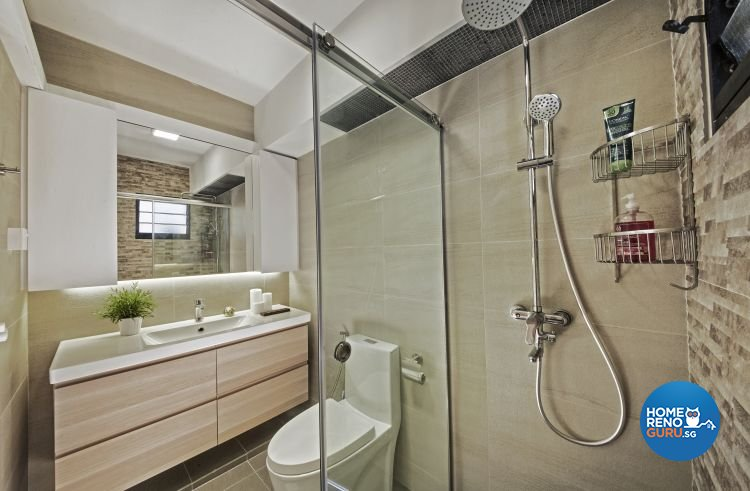 Bathroom Renovation Costs Singapore Diy Bathroom