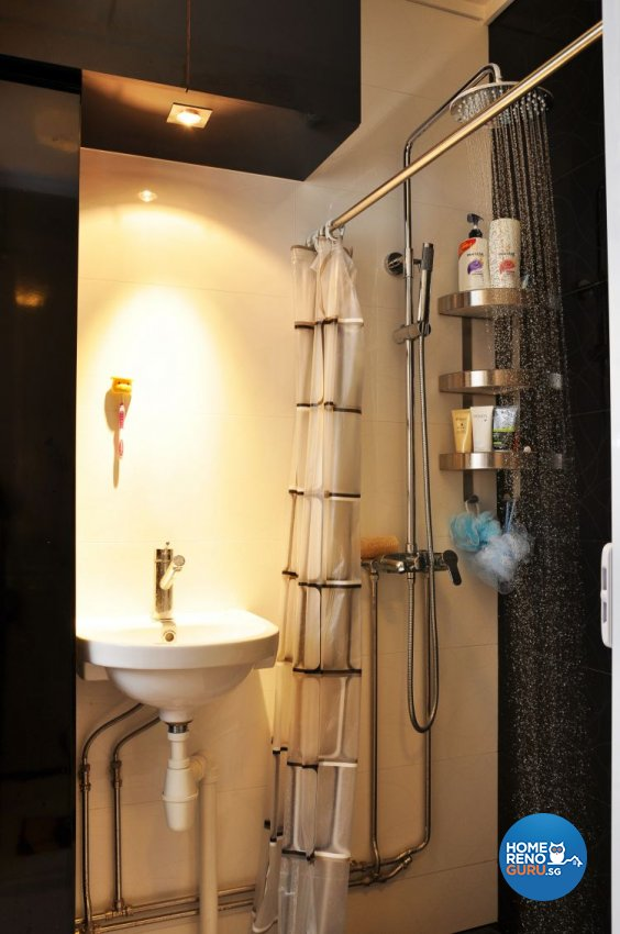 Minimalist, Modern, Scandinavian Design - Bathroom - HDB 5 Room - Design by New Interior Design