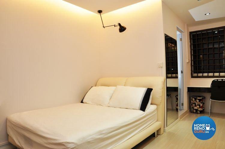 Minimalist, Modern, Scandinavian Design - Bedroom - HDB 5 Room - Design by New Interior Design