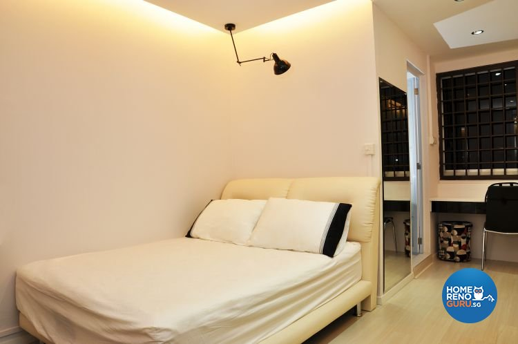 Minimalist, Modern, Scandinavian Design - Bedroom - HDB 5 Room - Design by New Interior Design