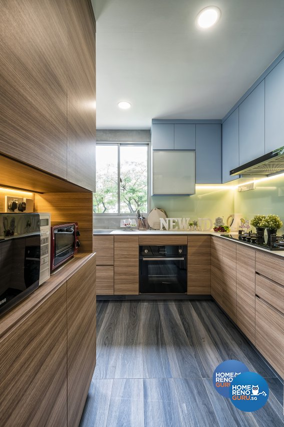 Modern Design - Kitchen - Condominium - Design by New Interior Design