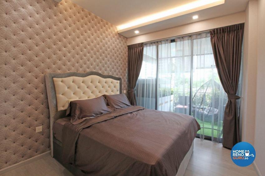 Scandinavian Design - Bedroom - Condominium - Design by NextDoor ID Pte Ltd