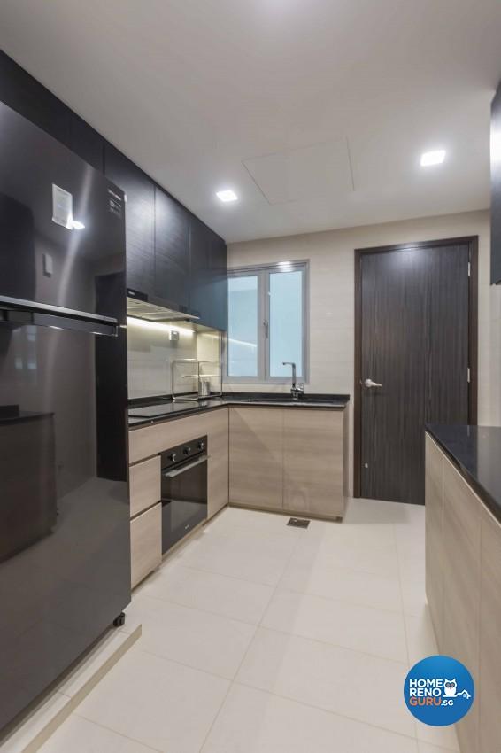 Resort Design - Kitchen - Condominium - Design by NID Design Group