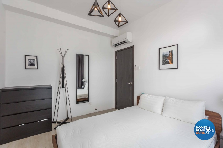 Resort Design - Bedroom - Condominium - Design by NID Interior