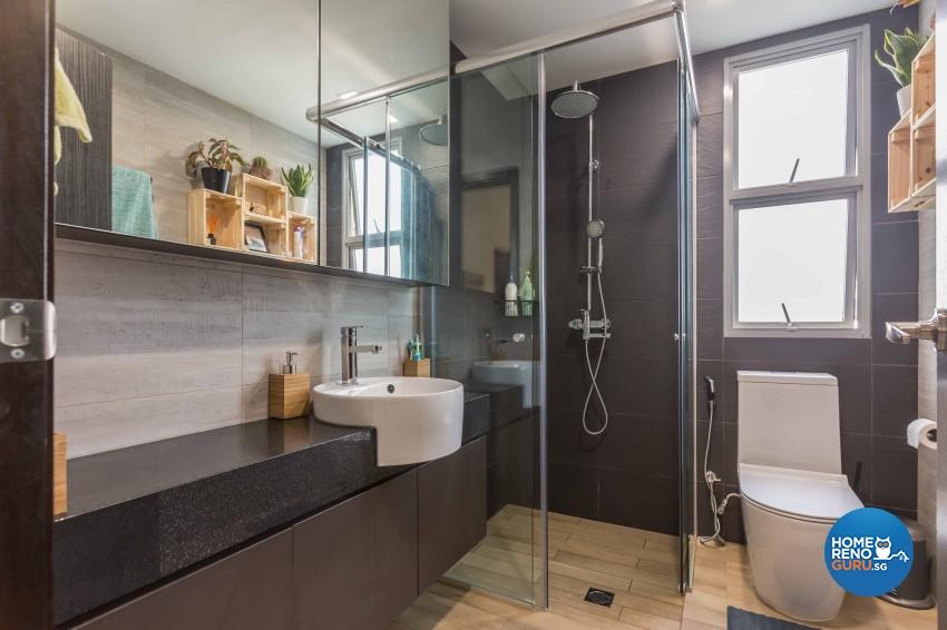 Resort Design - Bathroom - Condominium - Design by NID Design Group