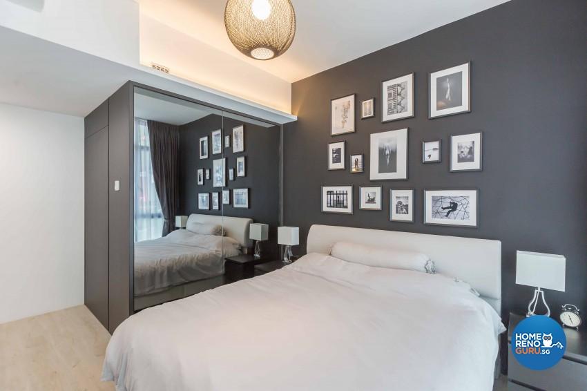 Resort Design - Bedroom - Condominium - Design by NID Design Group