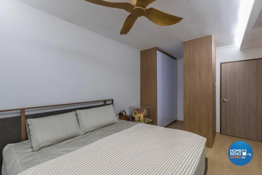 Modern Design - Bedroom - HDB 5 Room - Design by NID Interior