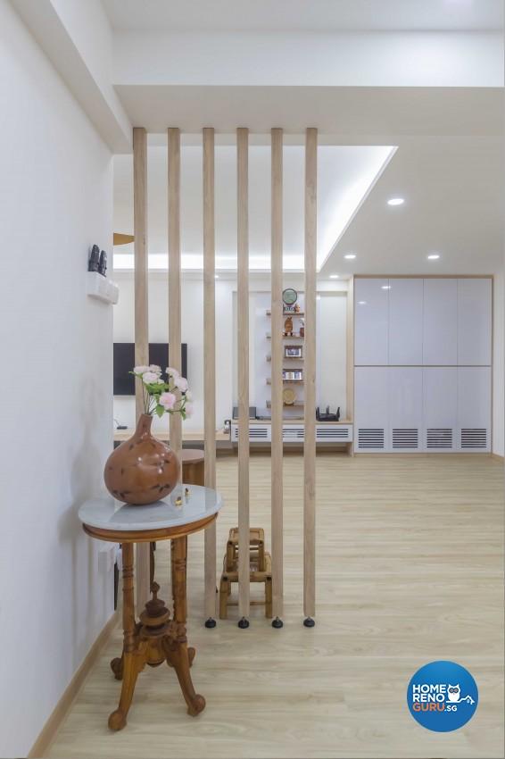 Modern Design - Living Room - HDB 5 Room - Design by NID Design Group