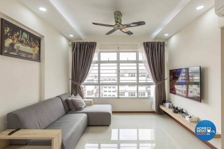 NID Design Group-HDB 4-Room package