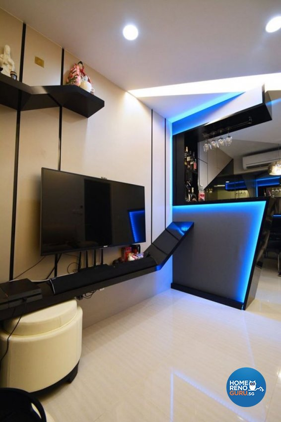 Contemporary, Modern Design - Living Room - Others - Design by NID Interior