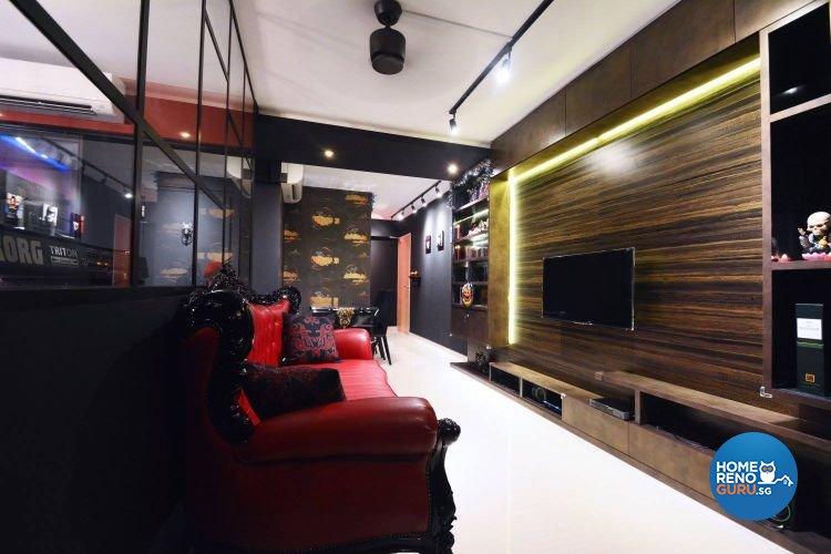 NID Design Studio Pte Ltd-Kitchen and Bathroom package
