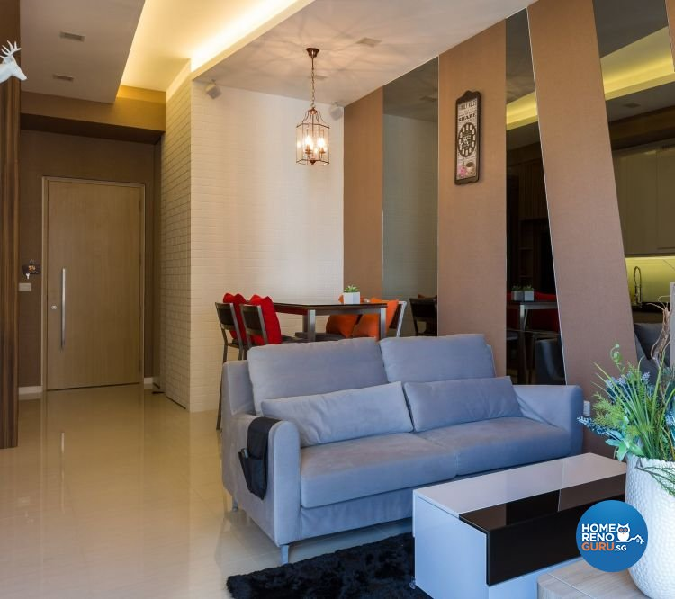 NID Interior-Condominium package