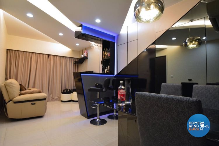 Contemporary, Modern Design - Living Room - Others - Design by NID Design Studio Pte Ltd