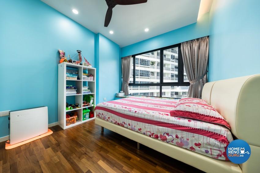 Modern Design - Bedroom - Condominium - Design by NID Interior