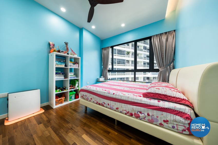 Modern Design - Bedroom - Condominium - Design by NID Design Group