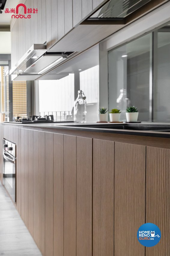Modern, Others, Victorian Design - Kitchen - Condominium - Design by Noble Interior Design Pte Ltd