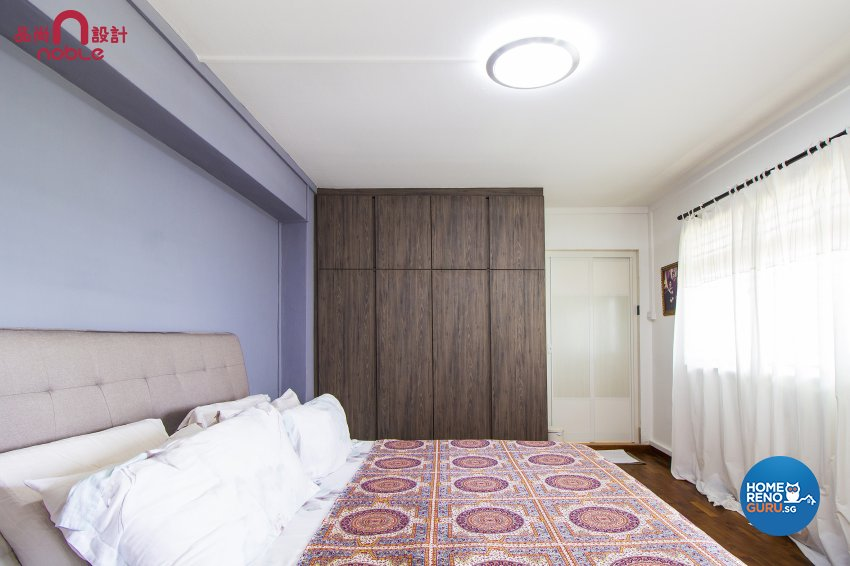 Eclectic, Others Design - Bedroom - HDB 5 Room - Design by Noble Interior Design Pte Ltd