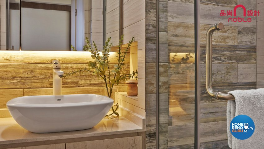 Noble Interior Design Pte Ltd-Condominium package