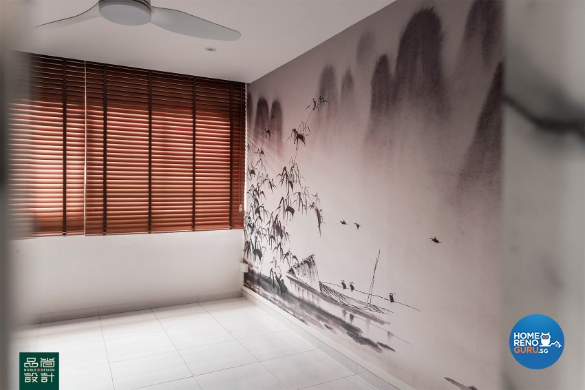 Modern, Others Design - Entertainment Room - HDB 5 Room - Design by Noble Interior Design Pte Ltd