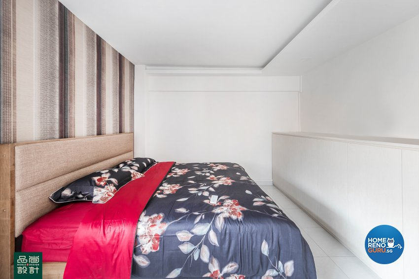 Modern, Others Design - Bedroom - HDB 5 Room - Design by Noble Interior Design Pte Ltd