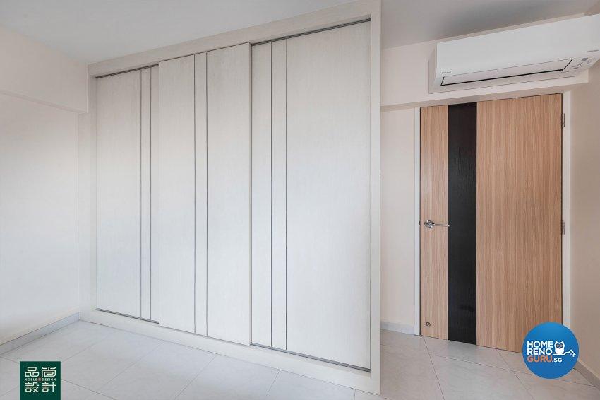Modern, Others Design - Bedroom - HDB 5 Room - Design by Noble Interior Design Pte Ltd
