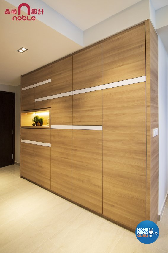 Contemporary, Others Design - Living Room - Condominium - Design by Noble Interior Design Pte Ltd