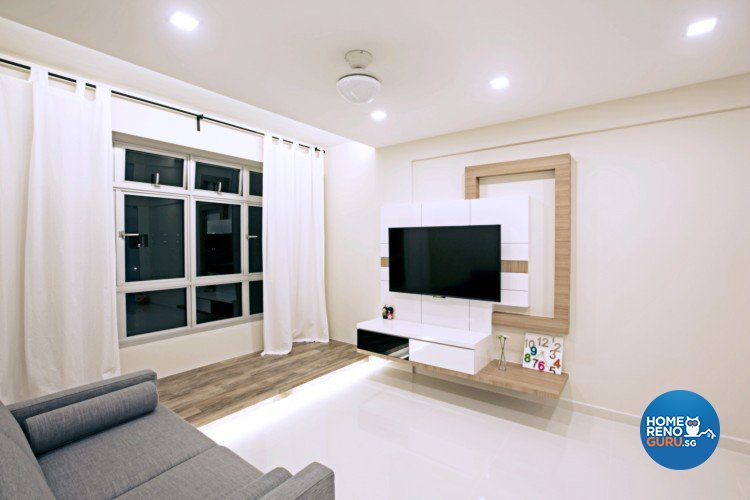 5 Room BTO Renovation Package HDB Renovation