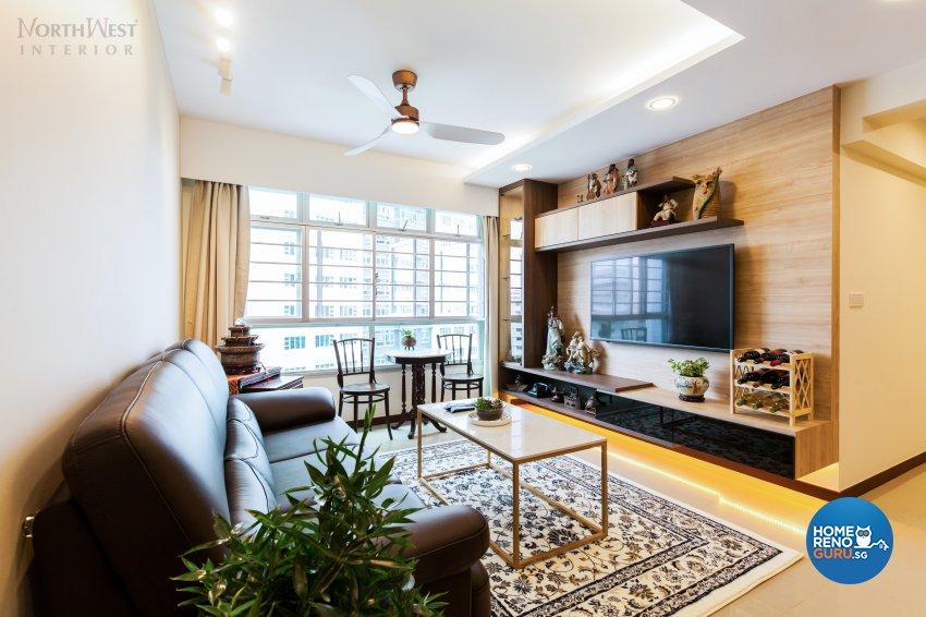 Contemporary Design - Living Room - Others - Design by NorthWest Interior Design Pte Ltd