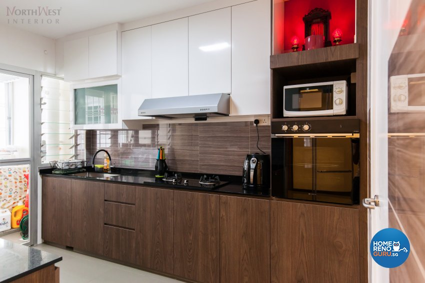 Contemporary Design - Kitchen - Others - Design by NorthWest Interior Design Pte Ltd