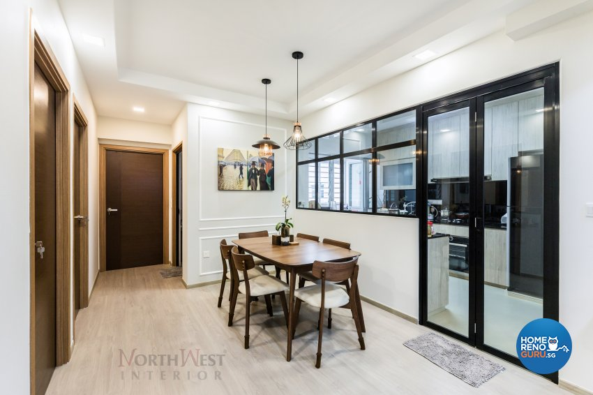 Contemporary, Others Design - Dining Room - Others - Design by NorthWest Interior Design Pte Ltd