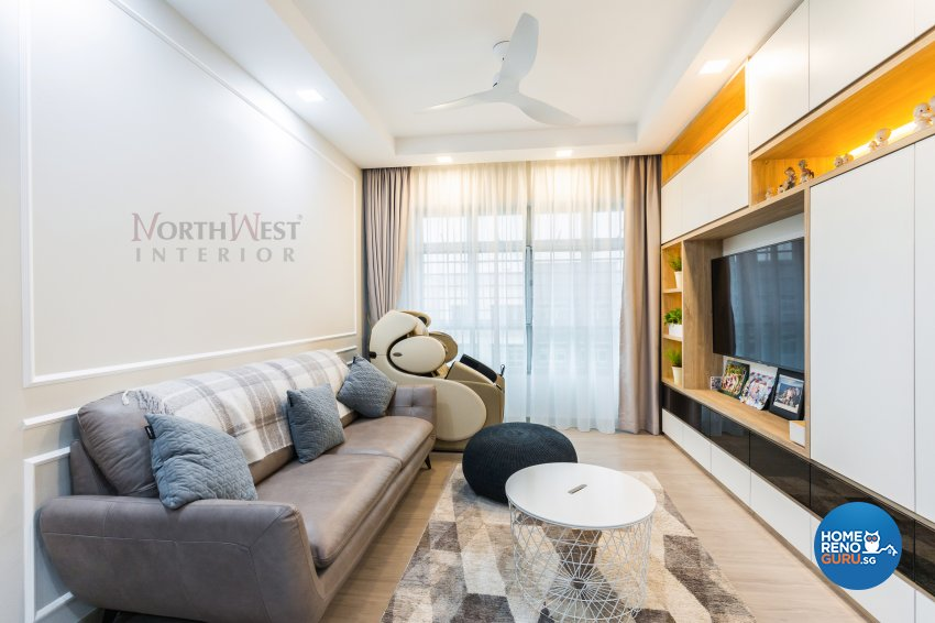 Contemporary, Others Design - Living Room - Others - Design by NorthWest Interior Design Pte Ltd
