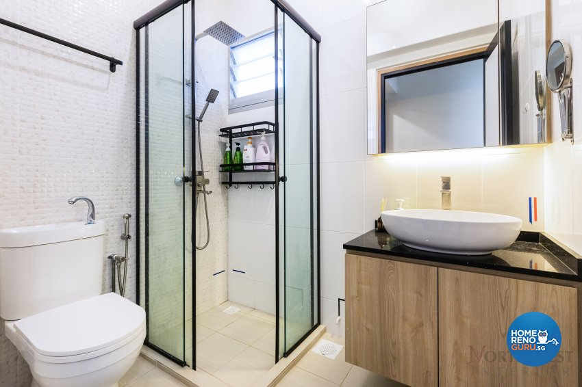 Contemporary, Others Design - Bathroom - Others - Design by NorthWest Interior Design Pte Ltd