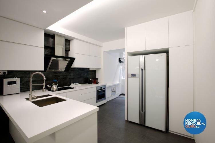 NorthWest Interior Design Pte Ltd HDB 4 Room Package