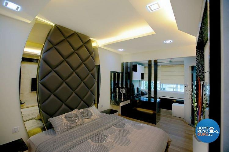 Contemporary, Modern Design - Bedroom - Condominium - Design by NorthWest Interior Design Pte Ltd